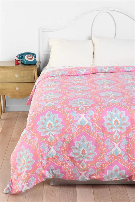 outfitters bedding outfitters floral medallion duvet from