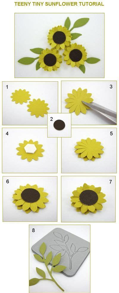 paper sunflower tutorial pin by turtledreams on decorations for our activity center