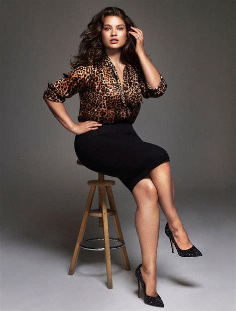 plus size model plus size model tara lynn snags the cover of elle spain