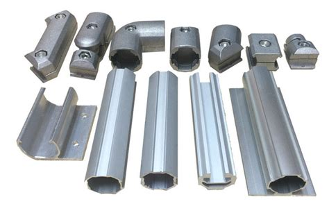 Selang Fleksibel Aluminium extruded aluminum alloy tubing aluminum pipe joints for