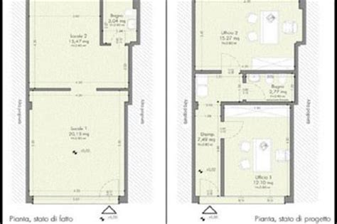 cambio destinazione uso da ufficio ad abitazione il cambio destinazione uso urbanisticamente rilevante