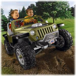 Jeep Hurricane Power Wheels Battery Power Wheels Powered Ride On Cars Trucks For