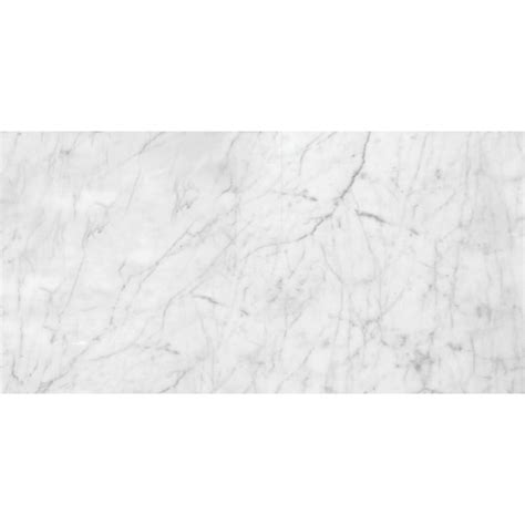 Carrara Marble Floor Tile White Carrara C Polished Marble Tiles 12x24 Country Floors Of America Llc