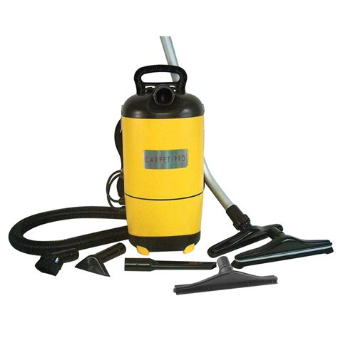 vacuum the carpet carpet pro backpack vacuum scbp 1 the vacuum factory