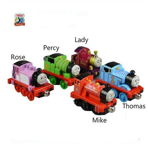 2 Diecast Friends Percy Metal and friends 5pcs lot diecast metal the tank
