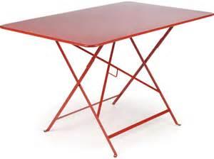 table bistro 117 x 77cm fermob mobilier en acier laqu 233 int 233 rieur ext 233 rieur