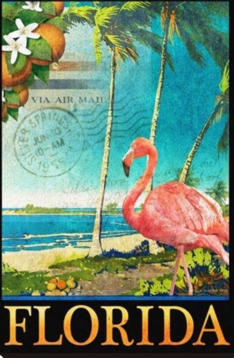 printable postcards florida 17 best images about free printables vintage travel