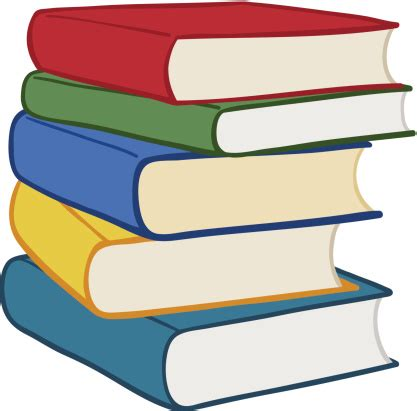 books pictures clip of the a stack of books clip vector images