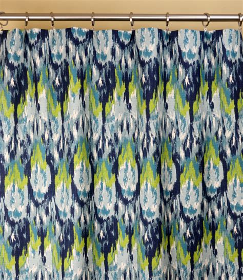 navy blue and lime green curtains navy blue lime citrine green frost birch craze ikat curtain