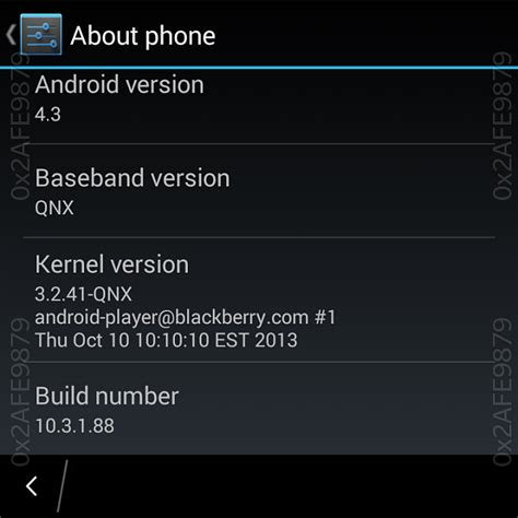 android version 4 1 2 which version of android in 10 2 1 3270 android 4 1 or 4 2 or 4 4 blackberry forums at