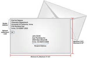 Mailing Address Template by Uci Transportation And Distribution Services