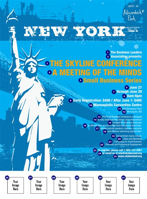 flyer design new new york flyer ticketprinting com