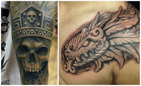 tatuajes aztecas el poder ancestral de una civilizaci 243 n
