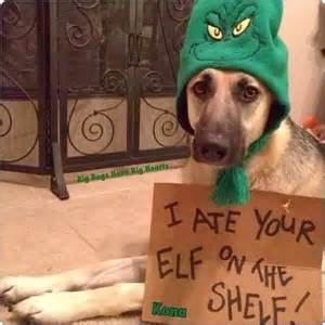 To facebook share to pinterest labels bad elf bad elf on the shelf