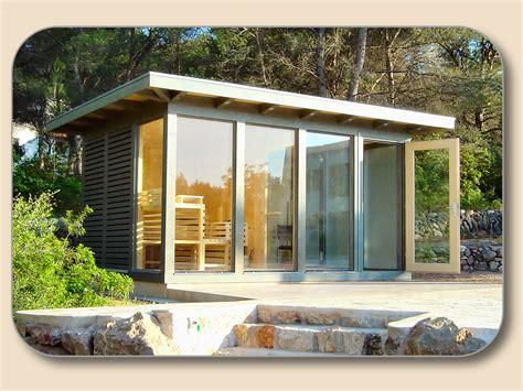 garten sauna gartensauna modern aussensauna kaufen holzon de