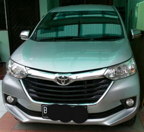 2015 Toyota Grand New Avanza grand new avanza 2015 pemakai langsung mobilbekas