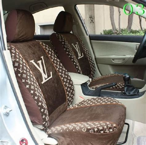Louis Vuitton Car Upholstery by Louis Vuitton Car Seat Cover Limited It Wish List