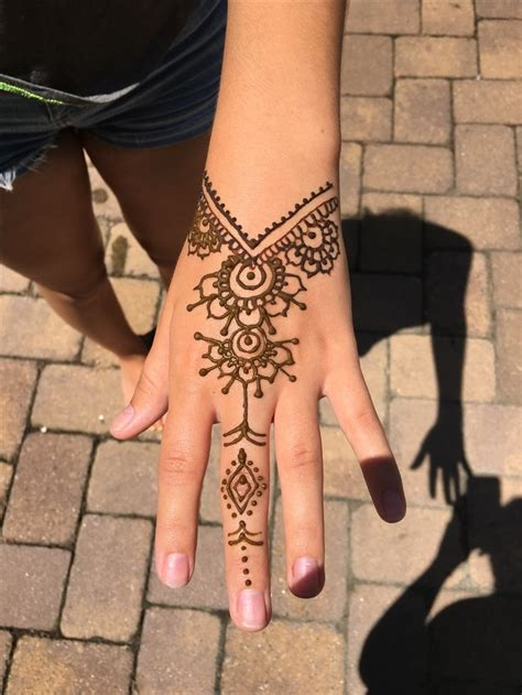 henna hand designs tattoos pinterest