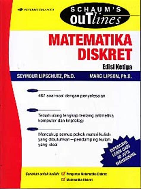 Matematika Diskrit By Tb Moralin toko buku rahma matematika diskret edisi ketiga