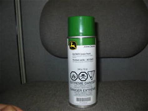 deere green spray paint can official color