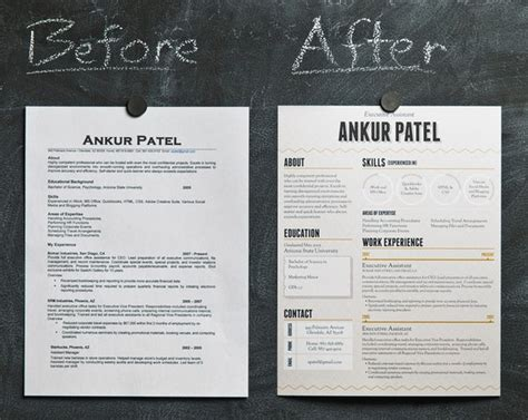 resume ideas 27 magnificent cv designs that will outshine all the others seenox