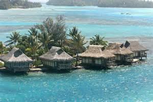 moorea overwater bungalow intercontinental moorea resort spa overwater bungalows