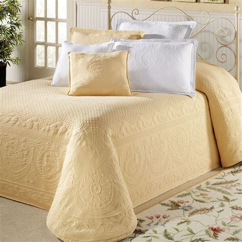 Quilted King Size Bedspread Ballkleiderat Decoration Size Bed Spread