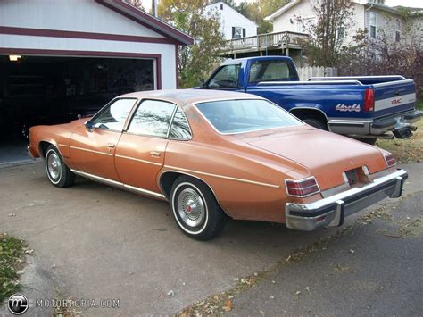 1976 Pontiac Lemans by 1976 Pontiac Grand Lemans Information And Photos Momentcar