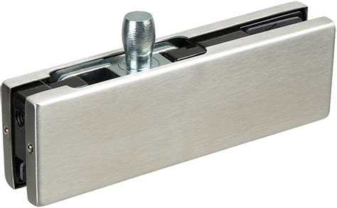 Glass Door Patch Fitting P030 Top Glass Door Patch Fitting With 15mm Pivot Yale Patch Fittings Assa Abloy Hinges