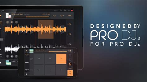 edjing le full version edjing pro music dj mixer v1 0 6 apk downloader of