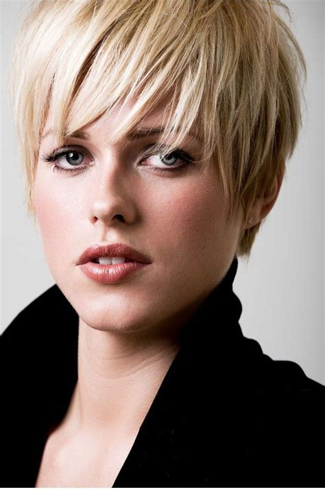 short hair styles off the face trendy wiosna lato 2014 kwietnia 2014