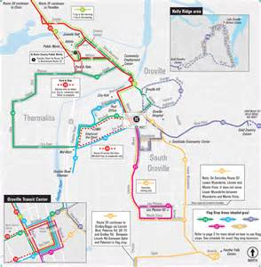 b line route 20 chico oroville