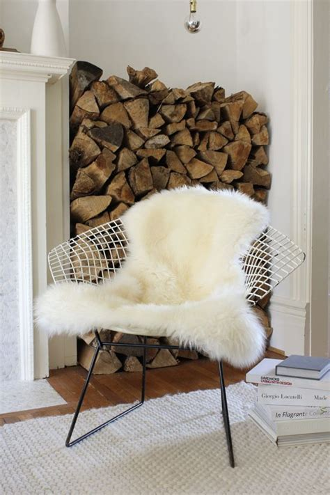 sheepskin throw for rocking chair 1000 images about sheepskin rugs throws on