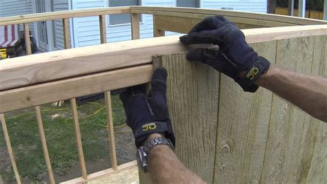 Installing A Window In A Shed by How To Build A Shed Part 6 Install Shed Siding