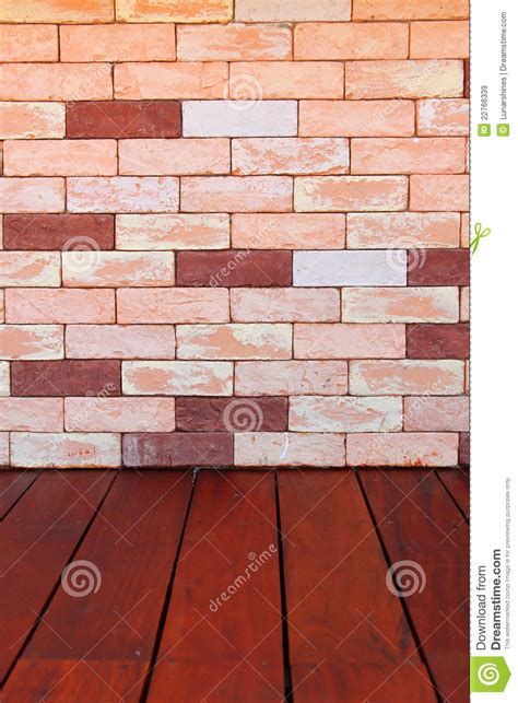 modern brick wall modern stone brick wall surfaced royalty free stock images