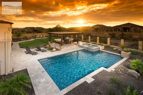 california pools and landscape outdoor living california pools landscape