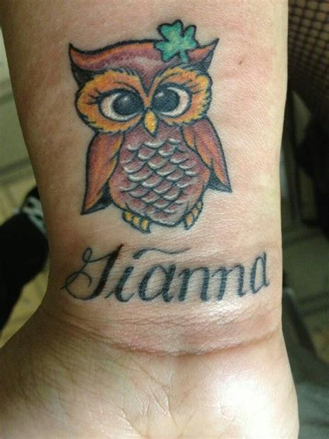 girl with owl tattoo on chest name 1000 images about cute owls on pinterest beautiful owl