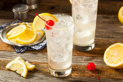 tom collins ingredients low calorie and low carb tom collins drink recipe