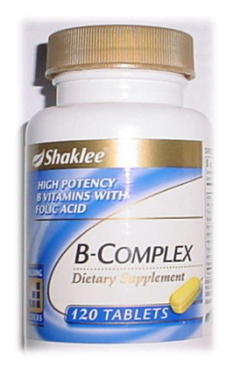 Vitamin B Complex Shaklee b complex blessing