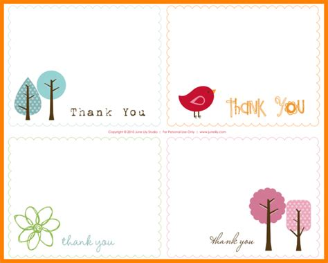 thank you card template docs sle thank you letter to 16 free documents 3