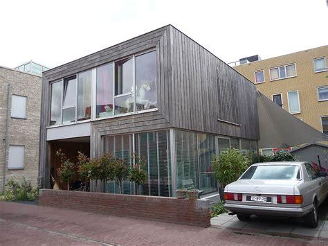 house on IJburg in Amsterdam, Netherlands