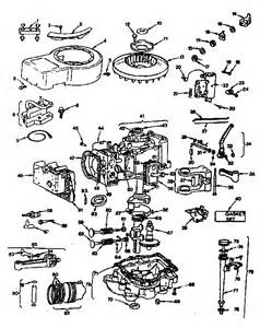 briggs amp stratton engine briggs and stratton parts model