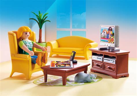 wohnzimmer playmobil living room with fireplace 5308 playmobil 174 canada