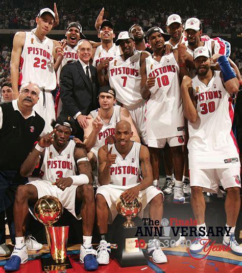 Mba Finals 2004 hoop 2004 nba finals