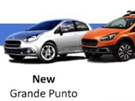 fiat punto new model next fiat punto coming in july current may live