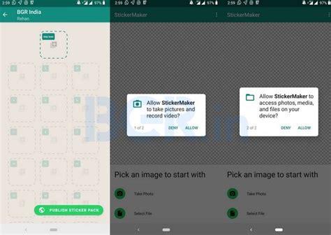 bikin stiker whatsapp bisa pakai foto sendiri