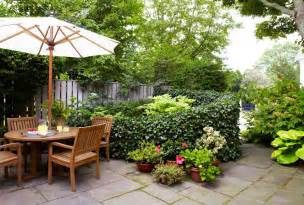 Planting Ideas For Small Gardens 5 Ideas Para Plantear Y Decorar Jardines Peque 241 Os
