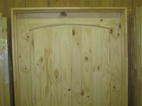 Custom Interior Knotty Pine Doors Interior Prehung Doors Interior Pine Door