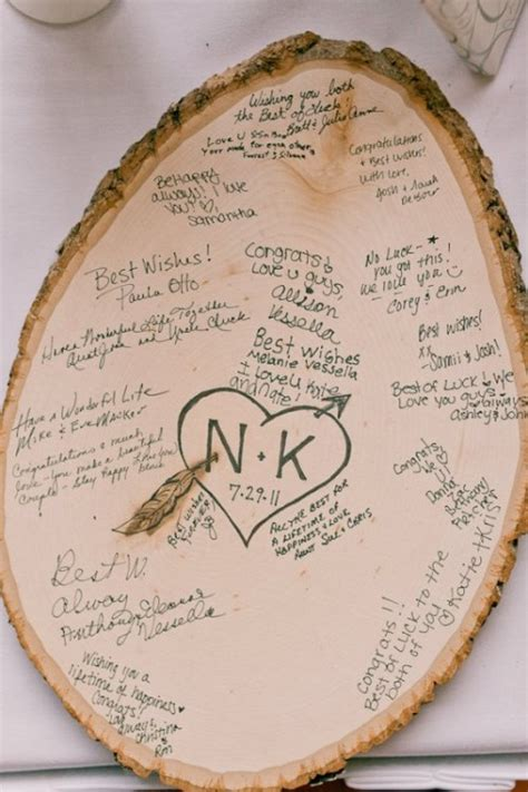 book ideas 35 non traditional and creative wedding guest book ideas