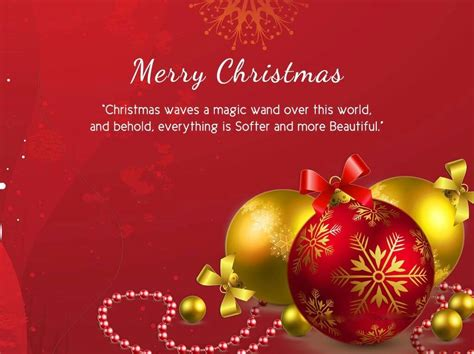 merry christmas quotes   inspire friends family